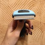 Happy Dog Hair Remover Comb photo review