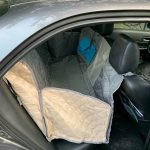 Happy Dog Car Seat Cover photo review